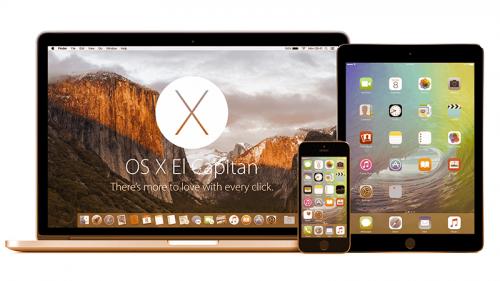 5 novità del nuovo Apple OS X El Capitan