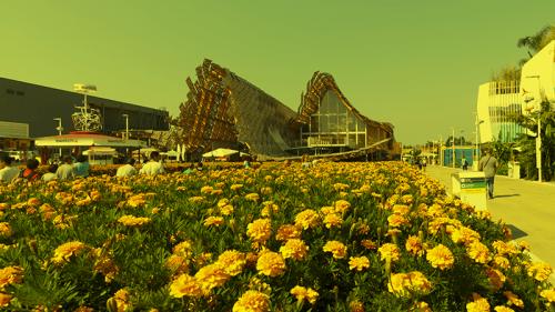Qual è la prima società civile che vorreste visitare a Expo 2015?