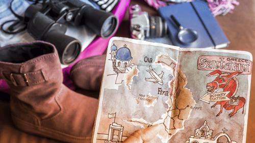 Come vi documentate per un viaggio?