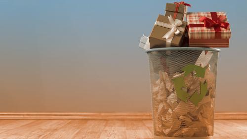 Riciclare dopo le feste, consigli e idee utili