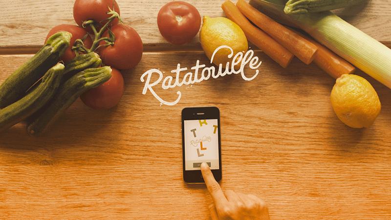 Ratatouille App