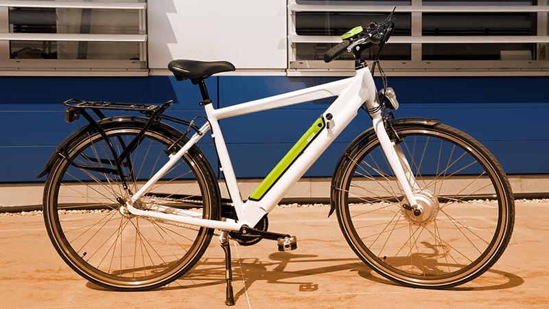 Ikea Folkvänlig - la prima e-bike marchiata dal colosso svedese dell'arredamento. (pinterest.com)