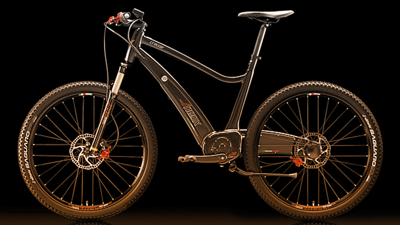 Neox - l'e-bike con cambio e antifurto elettronici, la bici si può 'spegnere' e si riattiva solamente digitando un PIN. (myneox.it)