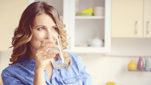 Ridurre il consumo di acqua, risparmiando