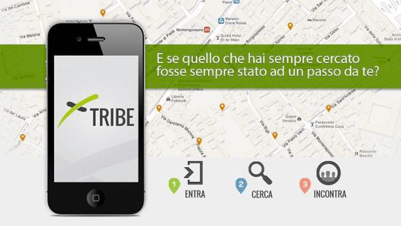 Xtribe app