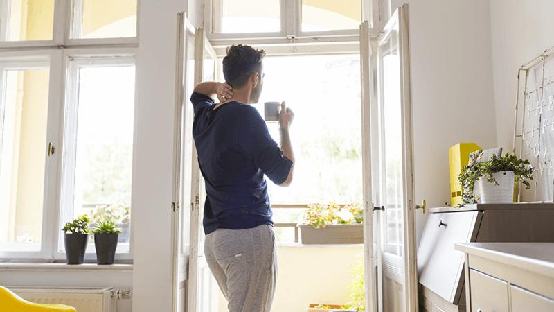 Respirare sano nella propria casa