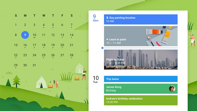 Google Goals - Obiettivi trova sul tuo calendario i momenti liberi per fissare gli impegni.