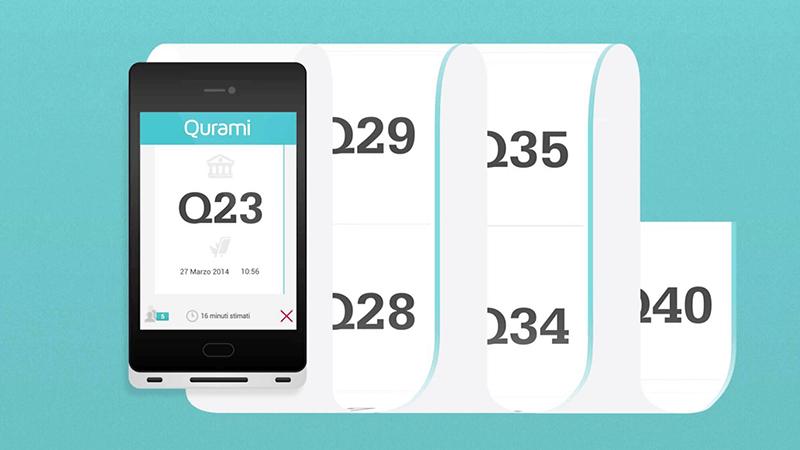 È italiana Qurami, l'app che fa la fila al posto tuo nei principali uffici pubblici e privati.
