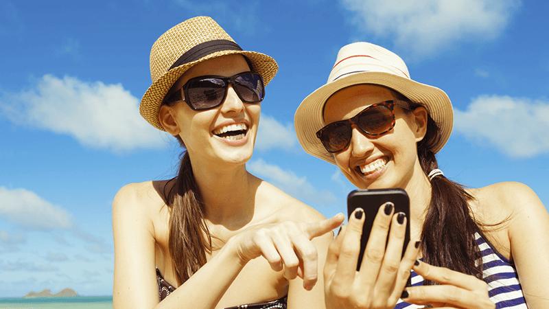 Le 5 app più curiose da provare quest'estate