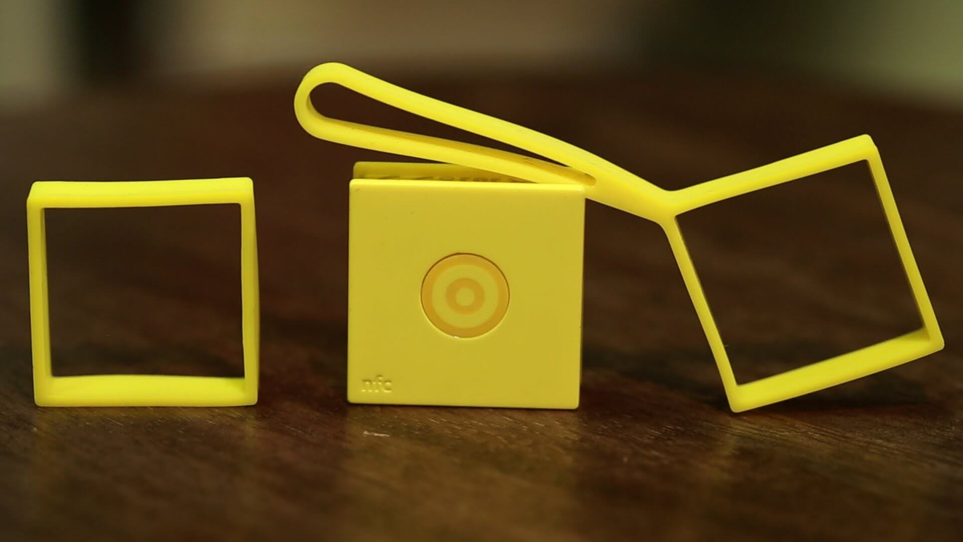 Nokia Treasure Tag è pensato per i dispositivi Microsoft e sfrutta un sensore di prossimità .