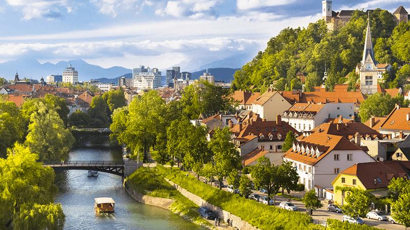 Vacanze low cost nelle Capitali Verdi d'Europa
