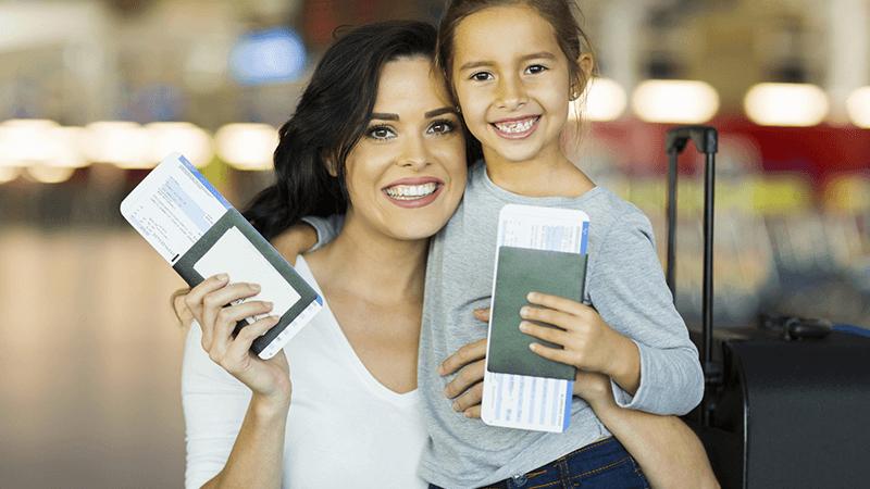 Guida al passaporto per minori e collettivo