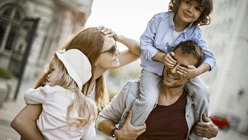 10 consigli per viaggiare con i bambini