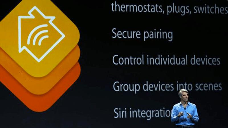 HomeKit è l'app di Apple che adesso permette di gestire tutti i dispositivi compatibili con un unico software.