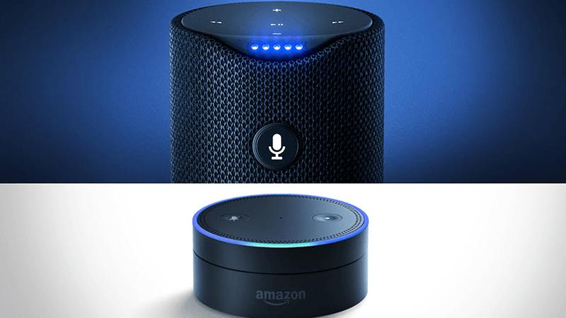 Tap e Echo Dot sono gli assistenti virtuali di Amazon per la casa, attesi in Italia.