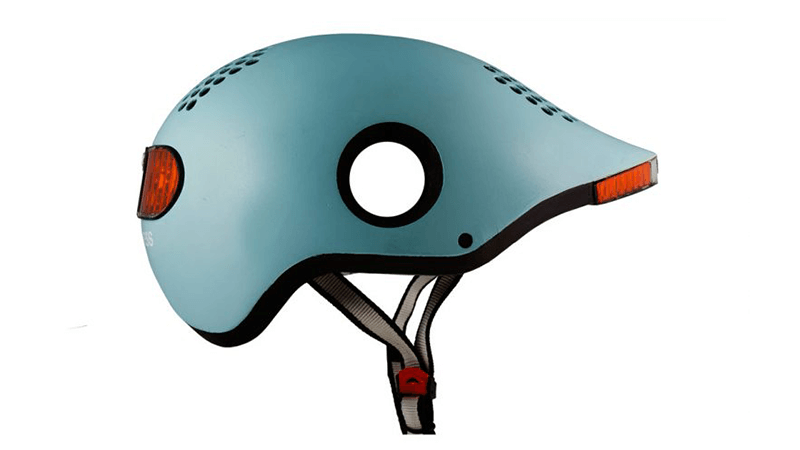 Classon, il casco che avverte quando arrivano le macchine, arriva ad aprile 2017
