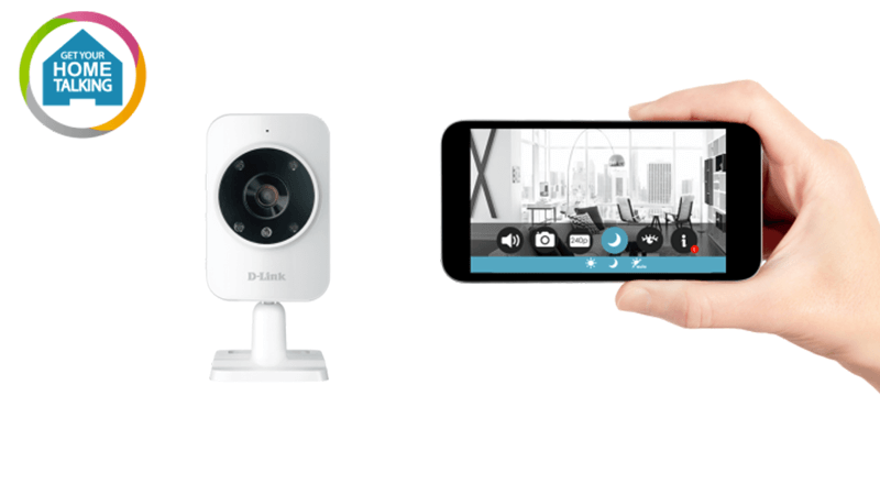 3. Il kit Smart Home Security di D-Link presto dialogherà con HomeKit e Siri
