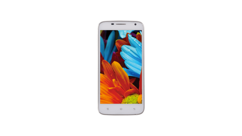 Colori eleganti e lettore di impronte digitali per Haier Phone L55S