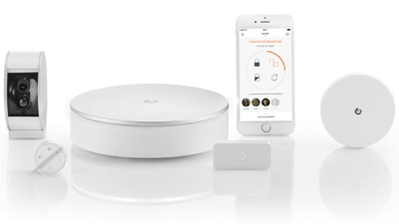 2. Home Alarm & Security Camera di Myfox fà scattare l'allarme solo se c'è una vera intrusione