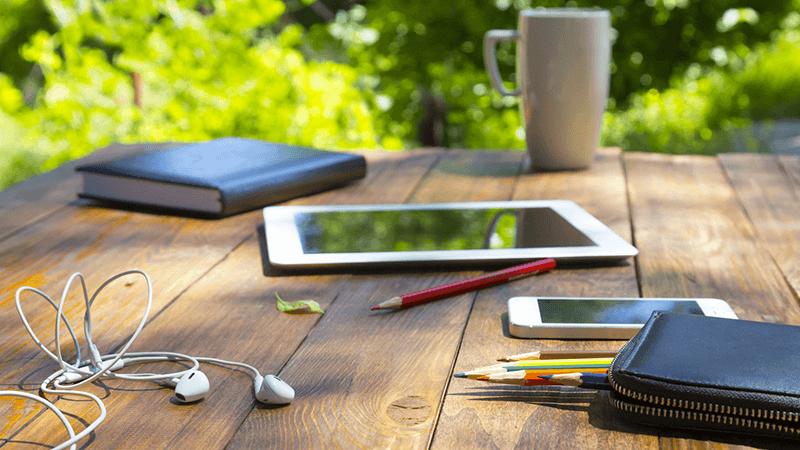I green gadget per la scuola