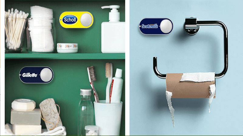 Amazon Dash Button, cos'è e quanto costa