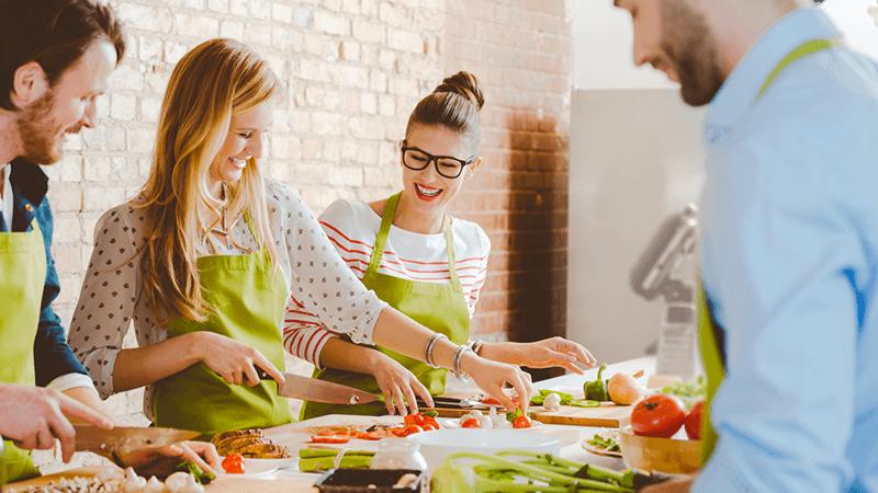 Come essere ecologici a tavola