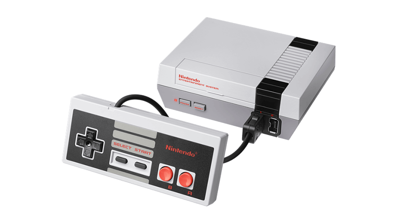 Nintendo Nes Mini, la riedizione della storica console degli anni '80, per giocare a Super Mario