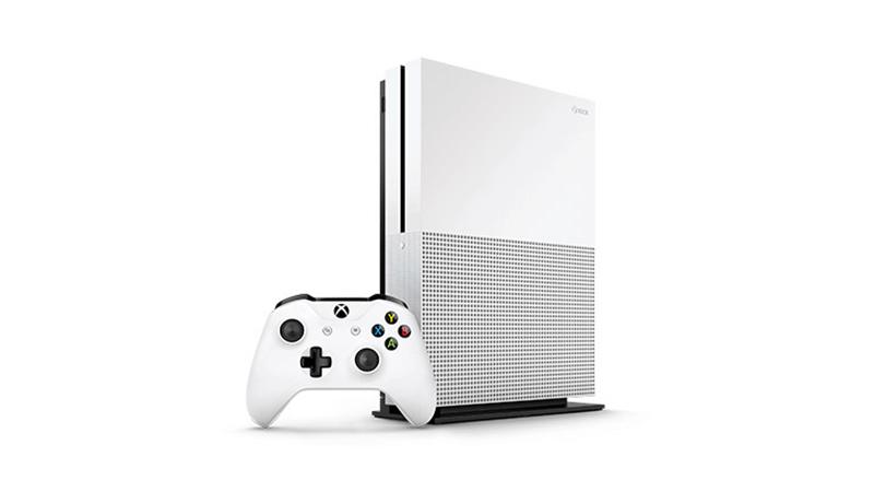 XBox One S, edizione più piccola e a ridotto consumo della mitica Xbox One