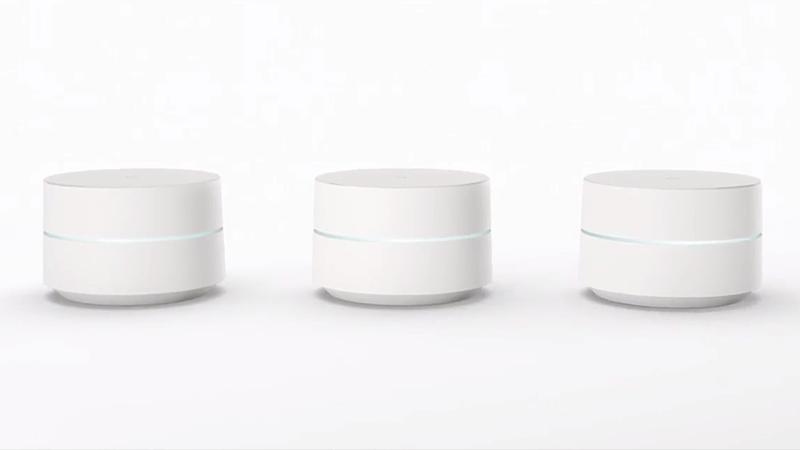 L'atteso Google WiFi, router modulare intelligente che si auto configura