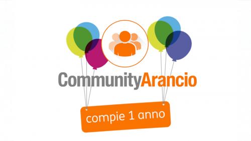 Community Arancio compie 1 anno e festeggia oltre 10.000 iscritti!