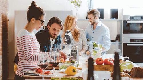 5 elettrodomestici per una cucina smart