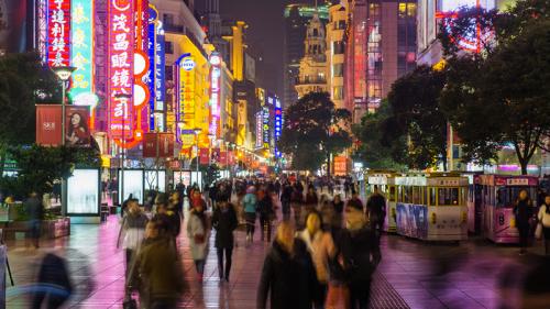 La Cina fa meno paura e gli investitori tornano positivi