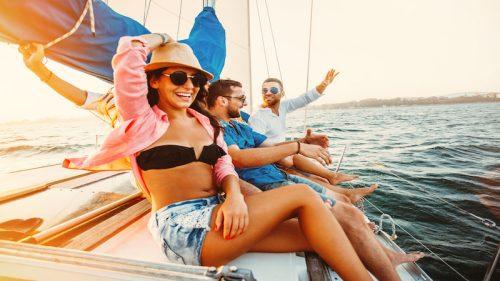 Vacanze in barca a vela low cost, basta condividere