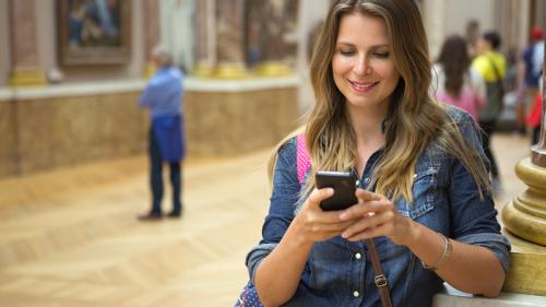 Tutta l'arte del mondo nel vostro smartphone