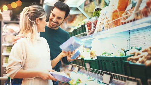 Stop allo spreco di cibo: risparmierete 250 euro all'anno