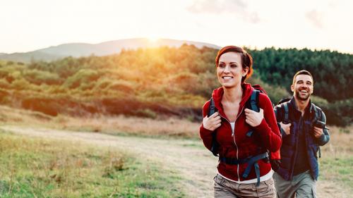 Un viaggio a piedi vi cambierà la vita