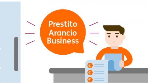 Prestito Arancio Business: veloce, sicuro, digitale