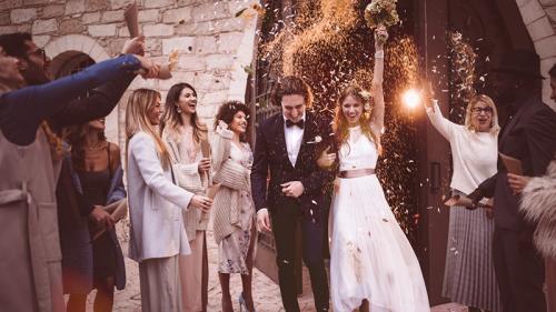 Avete pensato di assicurare le vostre nozze?