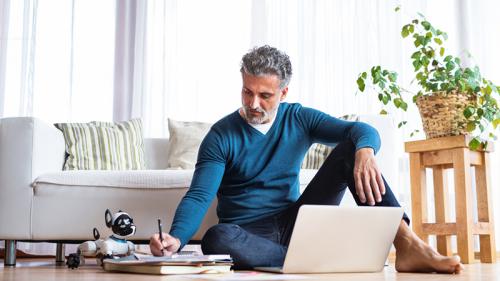 Come organizzare al meglio il lavoro da casa