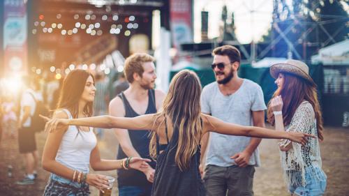 In partenza per un festival?  Come essere ecologici
