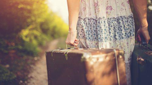 Una nuova vita per le vostre valigie vecchie