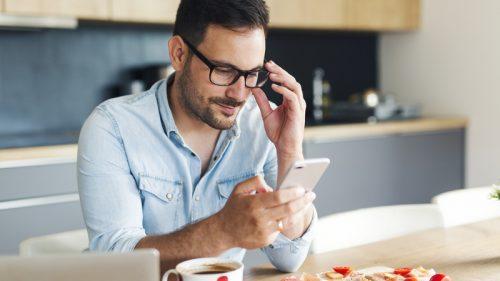 Gli sms? Vi aiutano ad affrontare i debiti