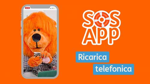 #SOSApp: come fare una ricarica telefonica