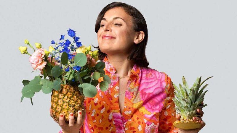 Luisa Manfrini: la food designer che ama le piante